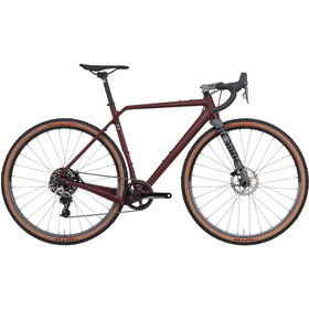 RONDO Ruut CF2 Gravel Plus, burgundy/gray